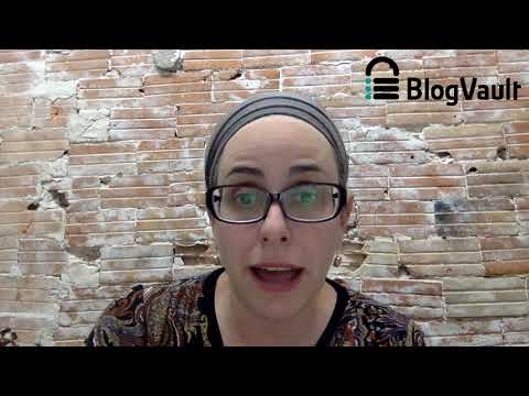 BlogVault Customer Reviews - Miriam from Illuminae