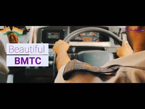 Bangalore Diaries | Travel with BMTC | BlogBeats