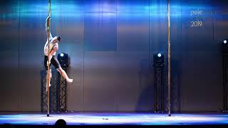 Artem Kazymov - I place Men - Pole Dance Show 2019