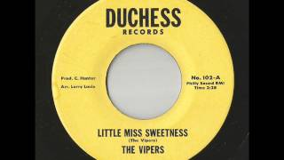 The Vipers - Little Miss Sweetness (Duchess)