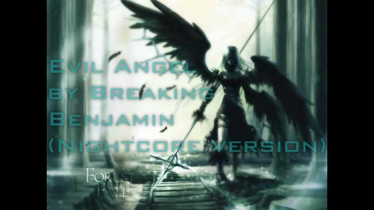 Видео эвил ангел считаю