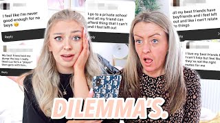 ANSWERING YOUR DILEMMA'S W/ MY MUM! & LOUNGE Black Friday Haul & Discounts!! ad