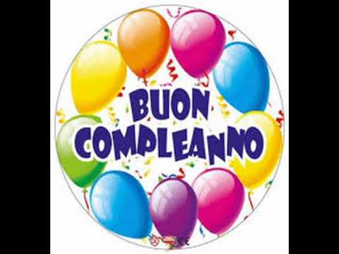 Ben noto Tanti Auguri a Gaia - YouTube MC11