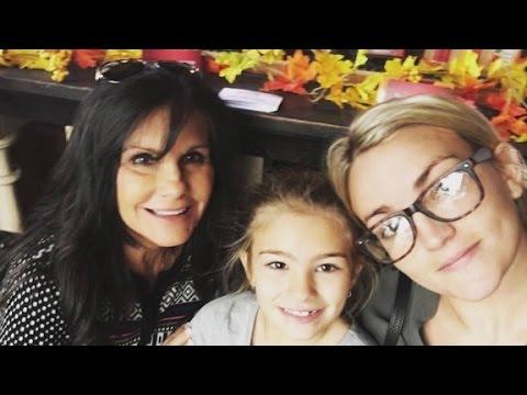 Jamie Lynn Spears' daughter injured in accident