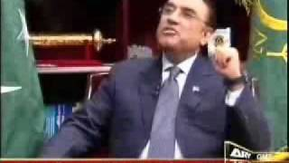 Dr. Danish talk with Asif Ali Zardari President of Pakistan p23/6