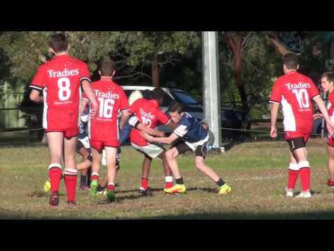 Kingsgrove Colts vs Taren Point Titans at Beverly Hills Park