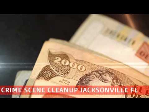 Crime Scene Cleanup Jacksonville Florida