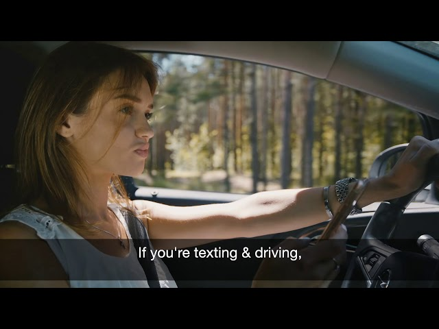 Chip's Tip: Don't Text and Drive