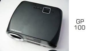GP100 - Der Vernünftige 720p LED Projektor mit 3500 LMS zum fairen Preis - Review - Moschuss.de