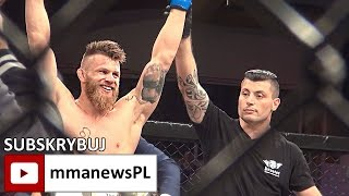 VENATOR FC 3: Emil Meek Knocked Out Rousimar Palhares in 45 seconds