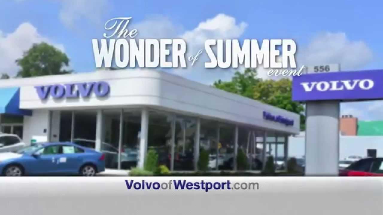 wonder of summer - ct volvo dealers sales event - youtube