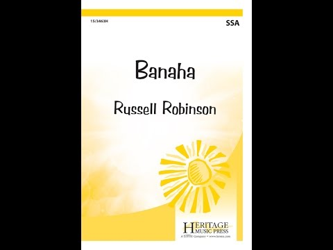 Banaha (SSA) - Russell Robinson