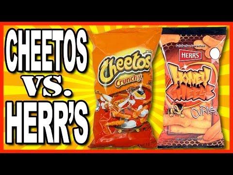 Cheetos vs Herr