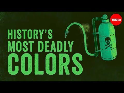 Historys deadliest colors - J. V. Maranto