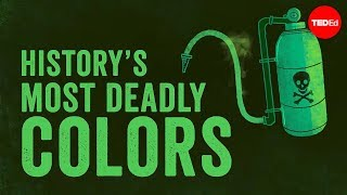 History's deadliest colors  J. V. Maranto