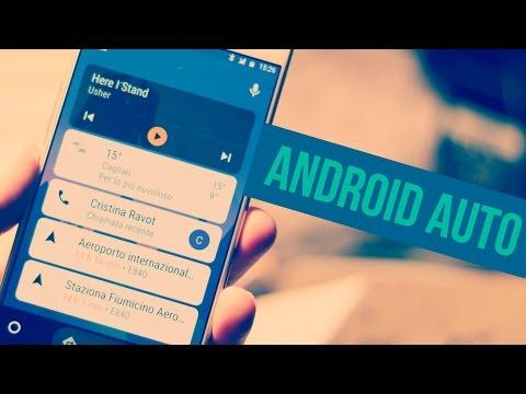Smartphone in macchina? Si ma con Android AUTO | HDblog