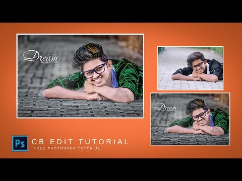 Original Cb Editing In Photoshop Cc  How To Edit Like Cb