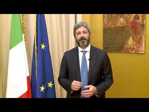 Giornata nazionale vittime Covid-19: il videomessaggio del Presidente Fico