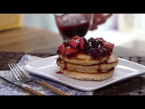 Pancake Recipes - How to Make Homemade Pancake Mix
