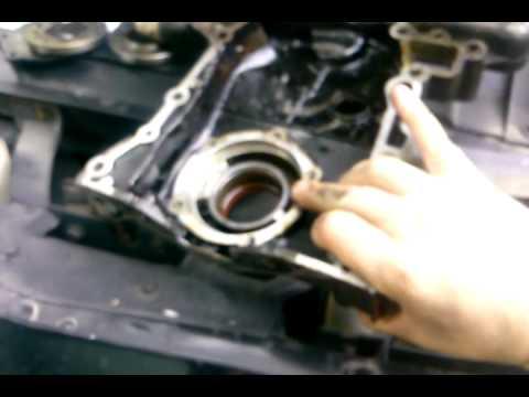 How a 3800 v6 oil pump works