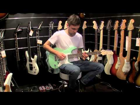 Yamaha Pacifica 112V - A different look on entry-level Strat || GearFeel ep.06