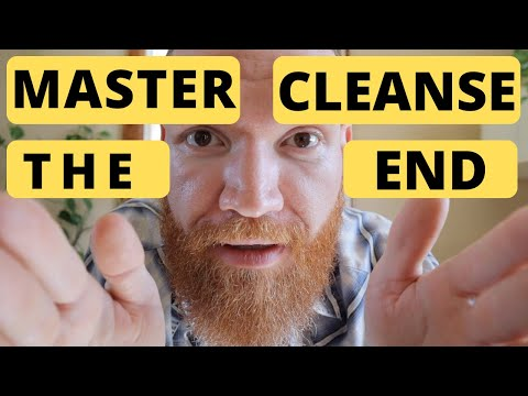Master Cleanse How to Come OFF the cleanse safely.