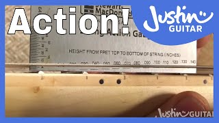 String Height Action | How To Setup Your Electric Guitar [3/10] with Charlie Chandler