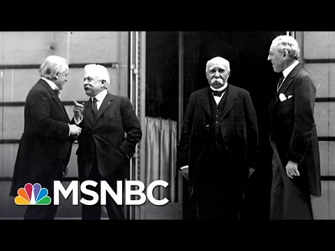 UK Roots Deep In 'United States Of Europe' | Rachel Maddow | MSNBC