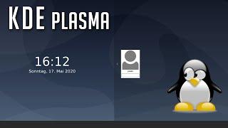Debian 10 KDE Plasma Desktop | Linux Einsteiger Tutorial thumbnail