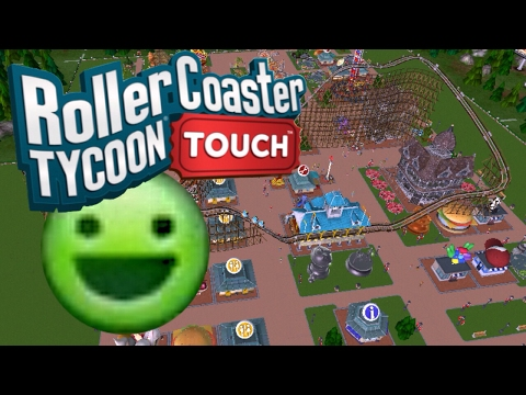 How To Redesign Or Design Your Park | RollerCoaster Tycoon Touch | RCT Touch