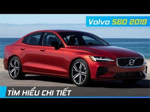 Chi tiết Volvo S60 2019   Đối trọng của C-Class và 3-Series   XE24h