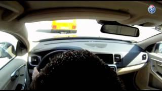 Test TCS Assistant de freinage