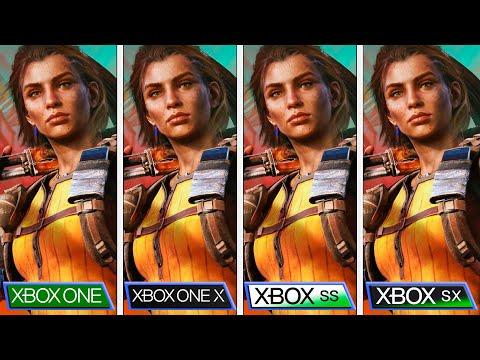 Графическое сравнение Far Cry 6 на Xbox One и Xbox Series X   S