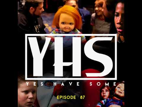 YHS: Ep. 87 IT 1990 Actors Brandon Crane & Marlon Taylor and Alex Vincent from Child's Play!
