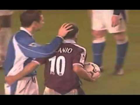 Fair play Paolo Di Canio al West Ham
