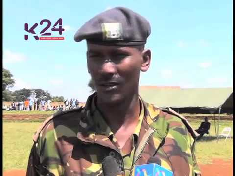 Kenya Defense Forces Recruitment In Eldoret