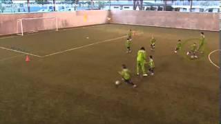(U8) Tag - Dribbling & Shooting The Ball