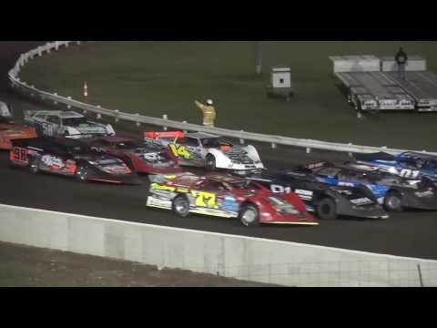 40th Annual Yankee Dirt Track Classic Deery Brothers Late Model feature Farley Speedway 9/2/17