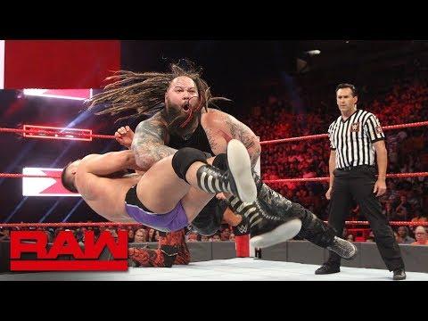 """""""Woken"""" Matt Hardy & Bray Wyatt vs. The Revival: Raw, July 30, 2018"""
