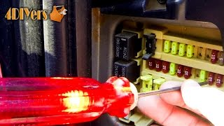 DIY: Testing Fuses