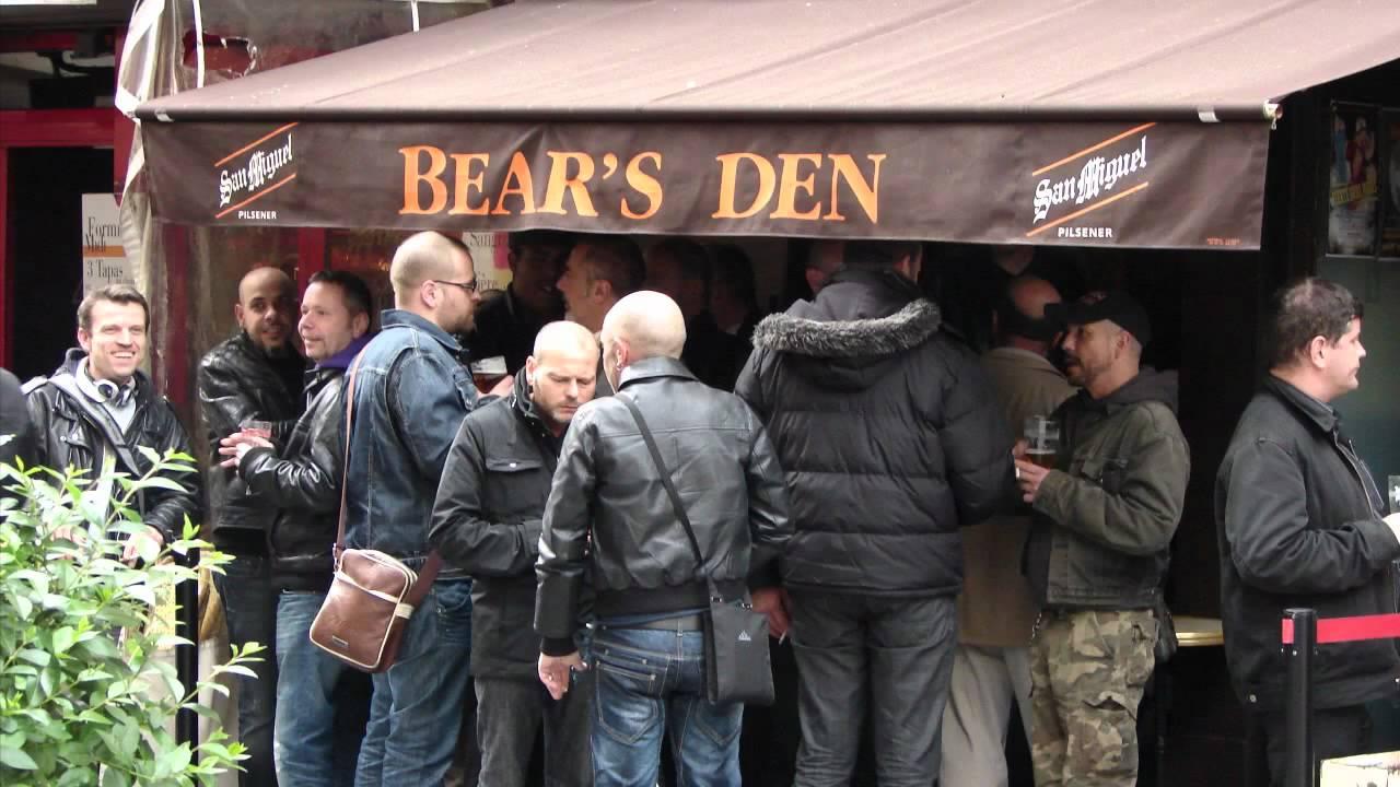 gay bear paris