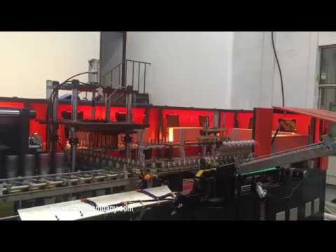 water bottle making machine 8 cavity PET bottle blowing machine factory