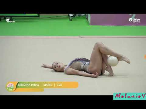 POLINA BEREZINA - PELOTA ( CLUB MABEL ) ( FINAL LIGA IBERDROLA 2019 )