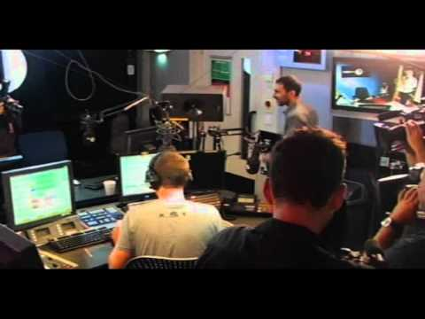DYNAMO Magician on BBC Radio 1