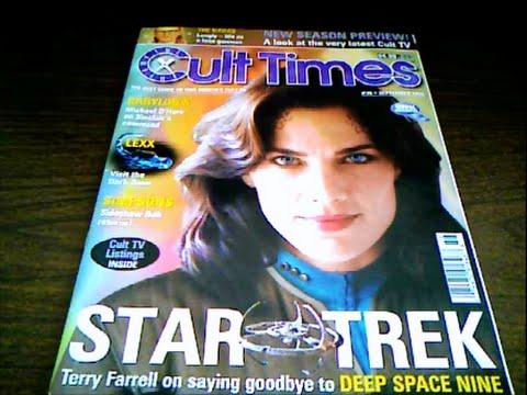 Terry Farrell Cult Times September 1998
