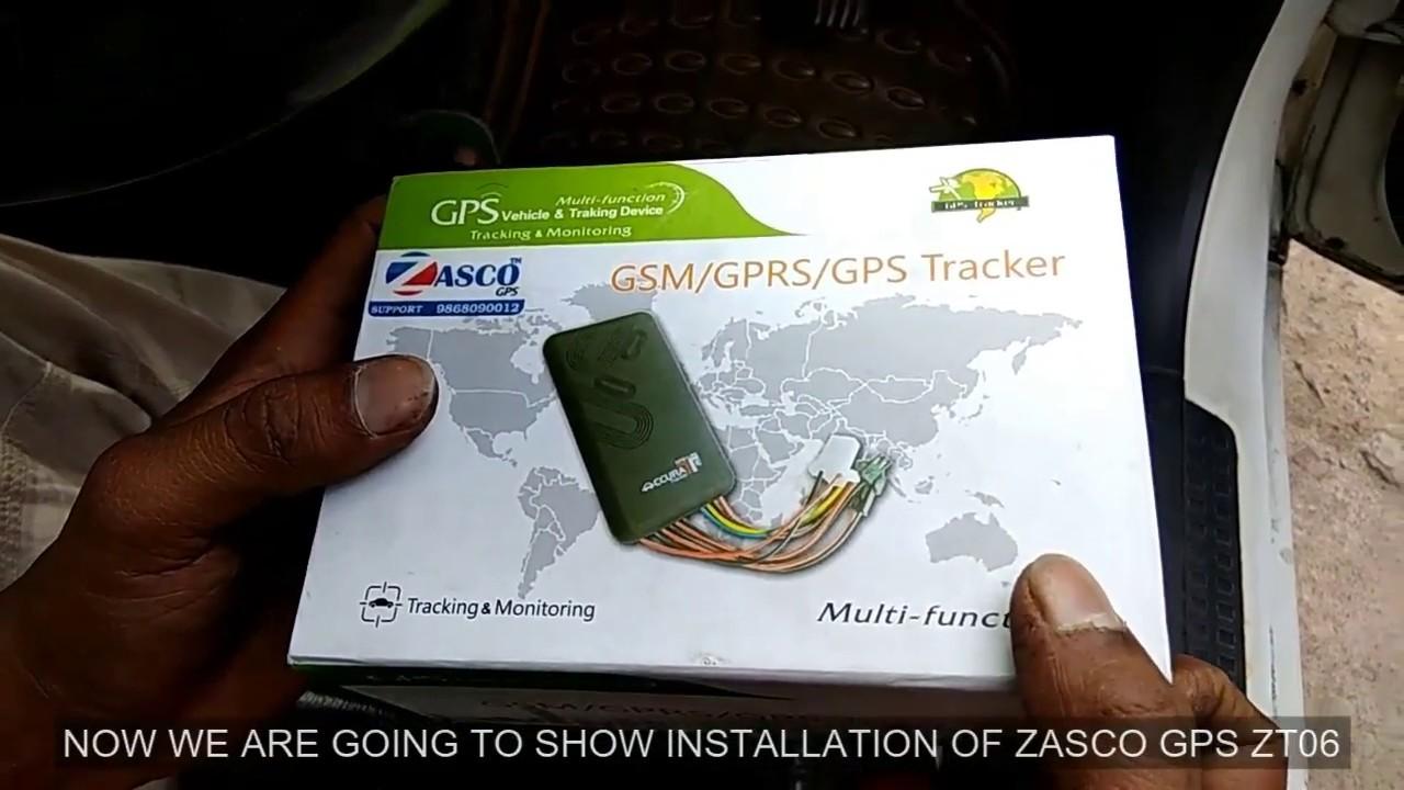 ZASCO GPS GT06 / GT06N ZT06 GPS TRACKER RELAY IGNITION CUT OFF FEATURE  DEVICE INSTALLATION IN SWIFT