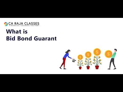 What is Bid Bond Guarantee?