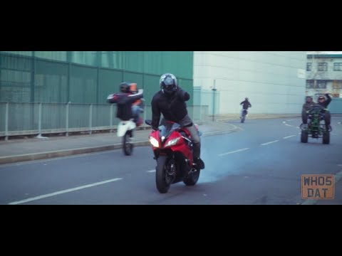 Bike Life in Winter (London) (Filmed by @wh05dat)