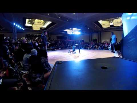 SEMIFINALS:SEIXZ(rusia) VS EDWIN BREAKILL(colombia)HIP HOP INTERNATIONAL SAN DIEGO U.S.A 2015