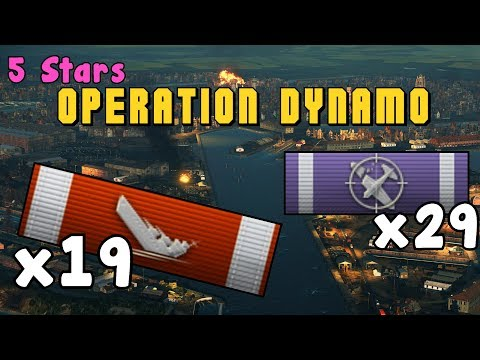 Operation Dynamo -  most entertaining and frustrating mission || World of Warships